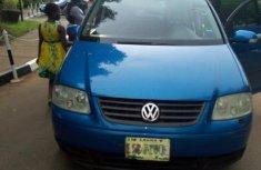 Volkswagen Touran 2003 Blue for sale