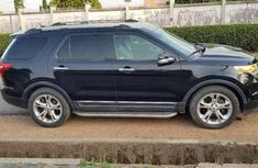Ford Explorer 2012 Blue for sale
