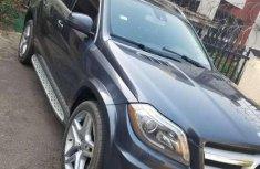 Mercedes-Benz 2014 GL550 Black for sale