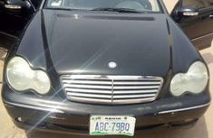Clean Benz C320 is available for sale