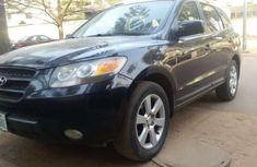 Hyundai Santafe 2007 Black for sale