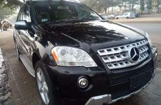 2011 foreign used Mercedes Benz ML550 for sale