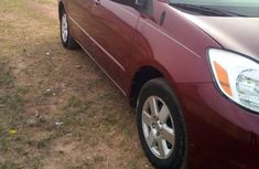 Nissan Murano SL AWD 2005 Red for sale