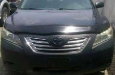 Toyota Camry 2008 black hybrid for sale