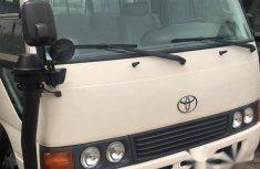 Toyota Coaster 2012 White for sale