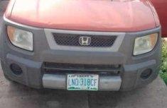 Honda Element 2004 model for sale