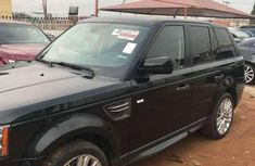 Land Rover Range Rover Sport 2012 Black for sale