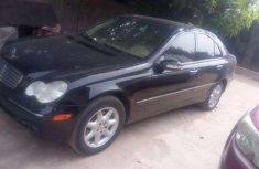 Mercedes-Benz C240 2004 Black for urgent sale