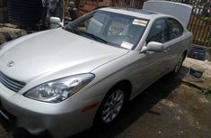 Lexus ES 2004 Silver for sale