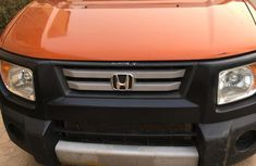 Honda CRX 2006 Orange for sale