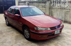 Peugeot 406 Coupe Automatic 2003 Red for sale