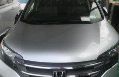 Honda CR-V 2012 Silver for sale