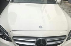 Mercedes-Benz C400 2016 White for sale