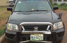 Honda CR-V 1997 Black for sale
