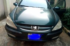 Peugeot 607 Green for sale