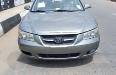 Hyundai Sonata 2008 Green for sale