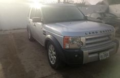 Land Rover LR3 2008 Silver for sale