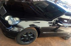 Mercedes-Benz C240 2003 Black for sale
