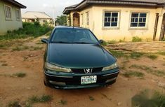 Peugeot 406 2005 Coupe Green for sale