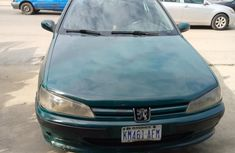 Peugeot 202 2004 Green for sale