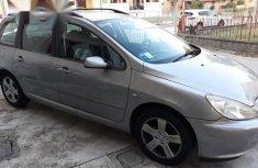 Peugeot 307 2005 SW 2.0 HDi FAP Premium Silver for sale