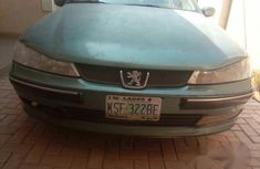 Peugeot 406 2003 Coupe Green for sale