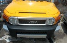 Toyota FJ Cruiser 2008 Yellow for sale