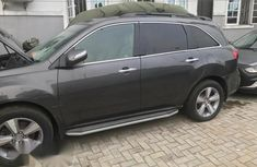 Acura MDX 2012 Gray for sale