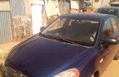Hyundai Accent 2004 Blue for sale