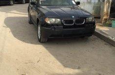 BMW X3 2004 Black for sale