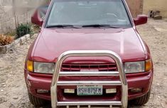Isuzu Rodeo 1999 Red for sale