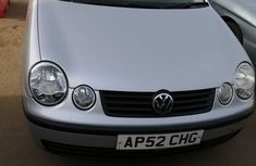 Volkswagen Polo 2004 1.4 Silver for sale