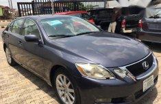 Lexus GS 2006 300 AWD Blue for sale
