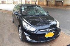 Hyundai Accent 2015 Black for sale