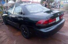 Honda Accord 2001 Black for sale