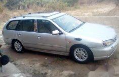 Nissan Primera 2002 Wagon Silver for sale
