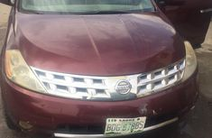 Nissan Murano 2005 S AWD Red for sale