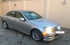 Mercedes-Benz C250 2013 Silver for sale