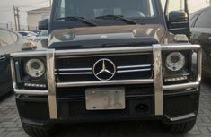 Mercedes-Benz G-Class G63 AMG 2013 Black for sale