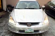 Honda Accord 2003 Automatic Beige for sale