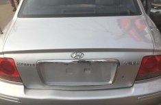 Hyundai Sonata 2003 Automatic Silver for sale
