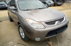 Hyundai Veracruz 2010 Gray for sale