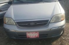 Ford Windstar 1999 3.0 Silver for sale