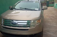 Ford Edge SE 4dr (3.5L 6cyl 6A) 2007 Gold for sale