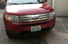 Ford Cougar 2007 Red for sale