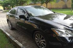 Lexus ES350 2009 Black for sale
