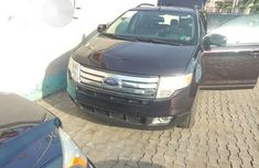 Ford Edge 2008 Purple For Sale