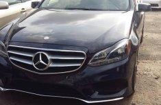 New Mercedes-Benz E300 2016 Blue for sale