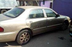 Mazda 626 2001 Gold for sale