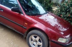 Honda Accord Aerodeck 1992 Red for sale